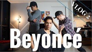 How To Dance Like Beyonce | Vlog 2