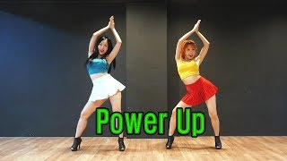 Red Velvet 레드벨벳 Power Up dance practice WAVEYA 웨이브야