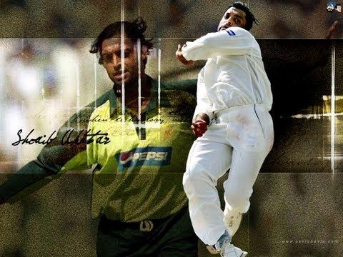 Shoaib Akhtar Tribute HD 1080p