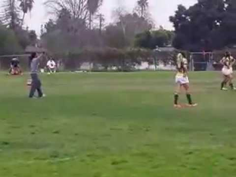 ICEF Rugby Girls VS Fullerton Lions 02/07/2015 - Last 4 Minutes