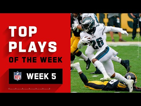 Top Plays from Week 5 NFL 2020 Highlights