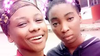 Two lesbians in Ghana 'Are Drunk In Love'