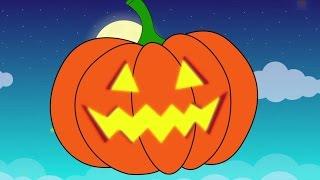 Jack-o'-lantern Song   Halloween pumpkin for children, kids, & the whole family