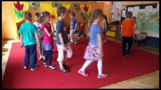 Zabawy ruchowe - dzieci starsze