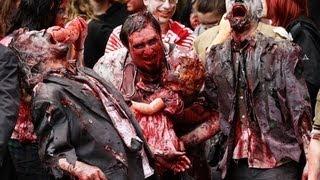 Zombie Experiment NYC - مقلب زومبي في نيويورك