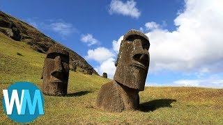 Top 10 Civilizations That Mysteriously Faded Away