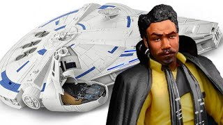 What The New Millennium Falcon Toys Tell Us About Solo - Up At Noon Live!