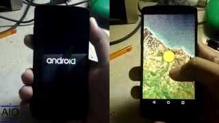 Compare Android Lollipop 5 1 1 dan Android Marsmallow 6 0 Nexus 5