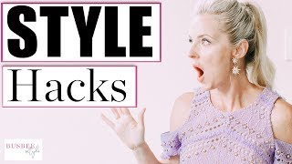 5 Style Hacks That Will CHANGE YOUR LIFE!!