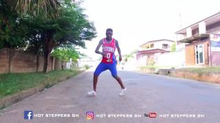 HOT steppers  [ jay-nero ft nii funny official dance video] dir. by abeiku simonson