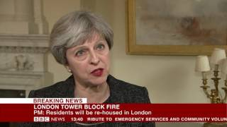London Fire: PM orders public inquiry: Full statement - BBC News