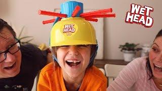 Wet Head Family CHALLENGE