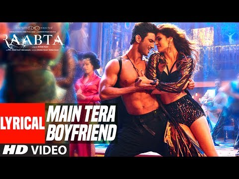 Xxx Mp4 Main Tera Boyfriend Lyrical Video Raabta Arijit Singh Neha Kakkar Sushant Singh Kriti Sanon 3gp Sex