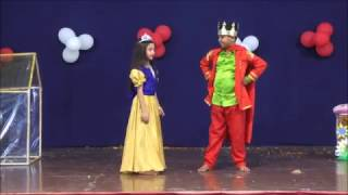 Snow White & Seven Dwarfs ( Skit)
