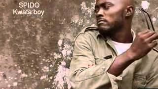 SPIDO - Kwata Boy (We Go Survive) (Music Camerounaise)