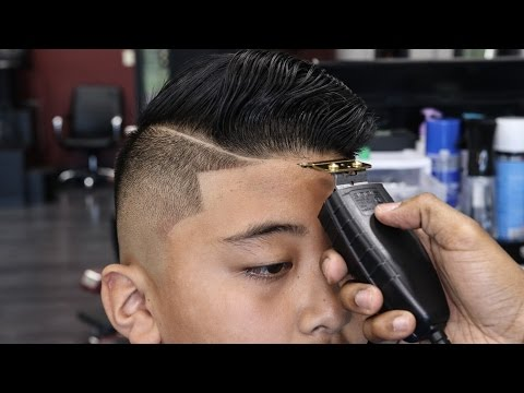 Xxx Mp4 HAIRCUT TUTORIAL ASIAN COMBOVER BLOWDRY AND STYLE 3gp Sex
