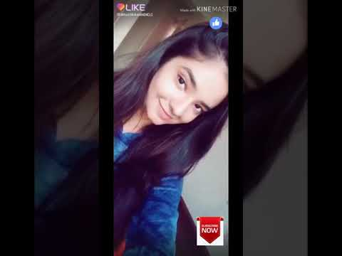 Anushka Sen Latest Like App Videos   New Like Videos   Musically Compilation