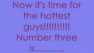 The Top Three Hottest Guys and Girls Of RE