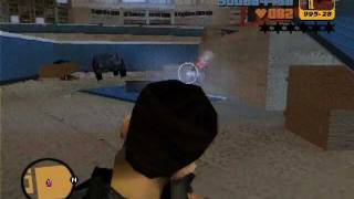 GTA 3 - Missão 45 -Grande Roubo Aéreo (Grand Theft Aero)