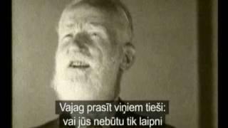 George Bernard Shaw Defends Hitler, Mass Murder