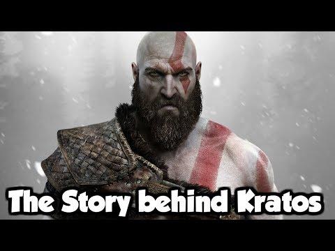 God Of War The Story Behind Kratos Greek Mythology