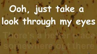 Phil Collins  Take A Look Through My Eyes   Lyrics  Hd Audio And Video