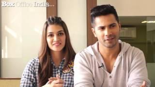 Dilwale | Varun Dhawan & Kriti Sanon | Rapid Fire | Box Office India