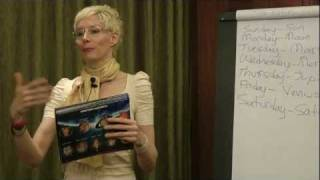Mohini's HOW TO MANIFEST YOUR DESIRES Seminar: Unlocking More Divine Time Management Secrets
