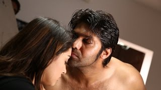 Hansika breaks down after doing a steamy song shoot with Arya | Hot Scene |  Meegaamann Movie