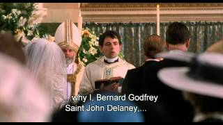 Four Weddings and a Funeral: 2nd Wedding service. (Subtitled)