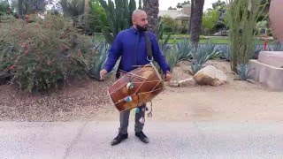 Los Angeles San Diego Arizona Dhol Player - Sound Nation - Vik Dee
