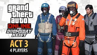 GTA+Online%3A+Doomsday+Heist+Act+%233+with+4+Players+%28Elite+%26+Criminal+Mastermind+IV%29