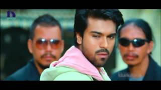 Ram Charan, Ravi Babu Comedy Fight Scene - Racha Movie Scenes - Ram Charan, Tamanna