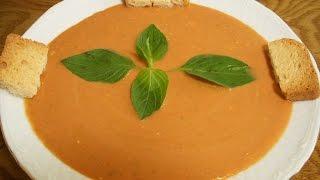سوپ گوجه فرنگی Tomato Soup   Soop Gojefarangi