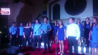 SBC choir Let it be