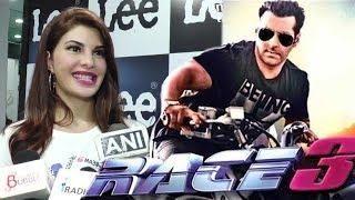Jacqueline Fernandez On Working With Salman Khan In Race 3