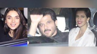 Katrina, Kalki, Anil Kapoor & others attend screening of Gully Boy at Yash Raj Studio