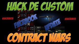 Contract Wars - Hack Custom - Facebook [Parchado]