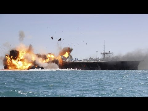 Iran Navy successfully test-fires Nour cruise