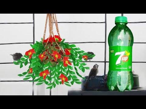 Xxx Mp4 7up এর বোতল দিয়ে ঝুলন্ত ফুলের টব Best Idea With Plastic Bottle 3gp Sex