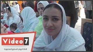 """بالفيديو.. سجينة بالقناطر: """"لما أخرج من السجن  هرجع للسرقة تانى عشان مفيش حاجه تتعمل"""""""
