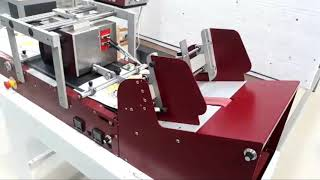 Savema Feeder-C.Belt with SVM 53I TTO solution for South Korea Print Samples