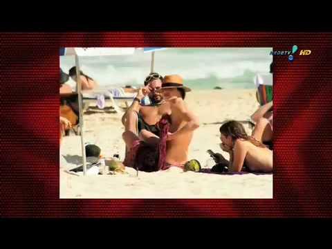 DANIELA CICARELLI faz topless na praia de Ipanema