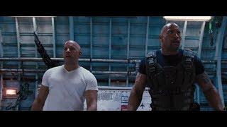 Fast & Furious 6 Plane Fight Scene (Part 2)