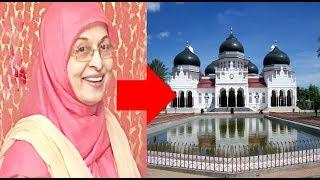 যশোরে মুসল্লিদের জন্য মসজিদ নির্মাণ করলেন শাবানা || BD Actress Shabana