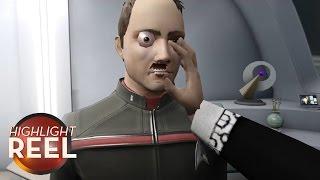 Highlight Reel #243 - Vulcan Mind Meld Goes Too Far