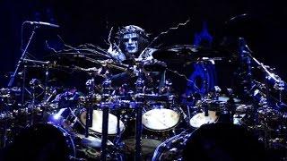 Joey Jordison on Drums (Brutal)