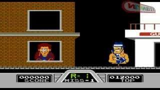 Стрим Hogan's Alley (Nes)