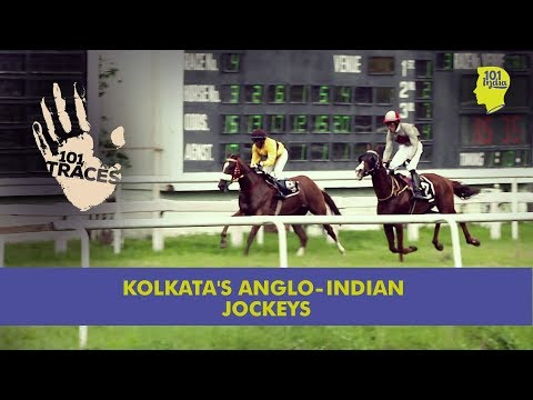 The Last Anglo-Indian Jockeys Of Kolkata   Unique stories from India