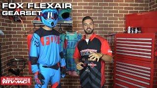 Fox Flexair Gear 2016